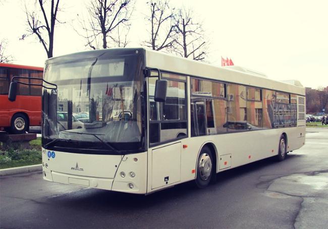 автобус маз в челябинске
