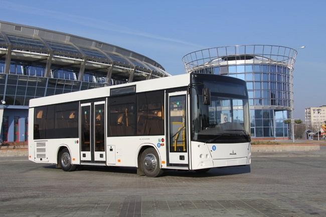 Чебоксары покупают автобусы МАЗ