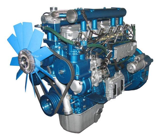 ММЗ разработает новый двигатель
