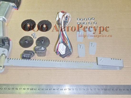 электрические стеклоподъемники на маз