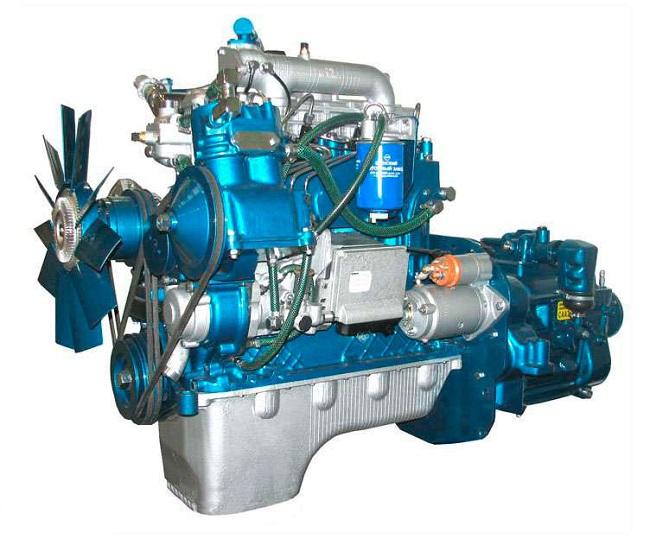 фото двигатели ммз дилер