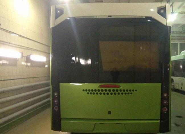 МАЗ выпускает новый автобус (фото) новости