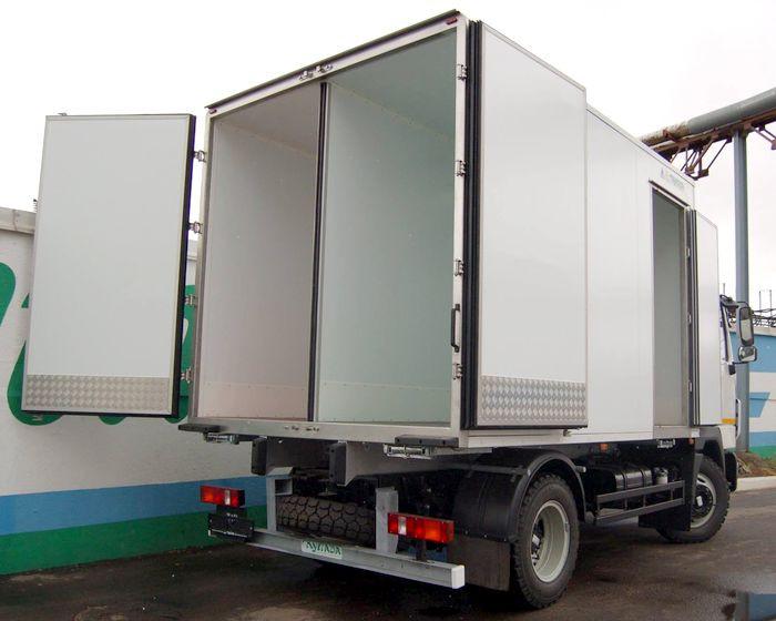 фургон МАЗ-478800