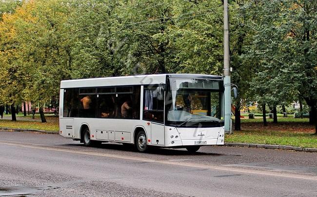 МАЗ 206086 автобус