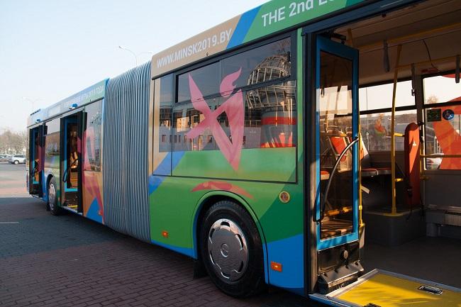 новинка маз автобус 216