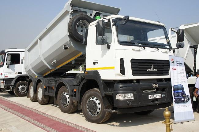 МАЗ планирует построить в Египте еще одно сборочное производство.