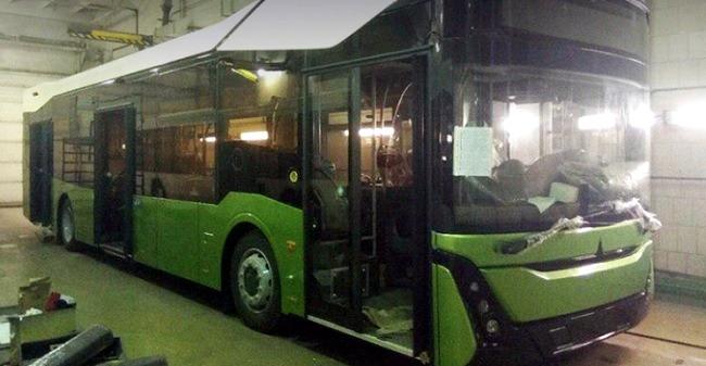 МАЗ выпускает новый автобус (фото)