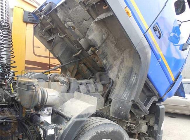 Почему падают обороты двигателя МАЗ?