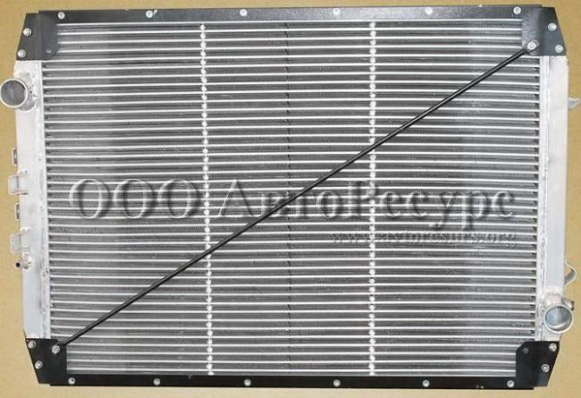 Радиатор охлаждения двигателя МАЗ фото