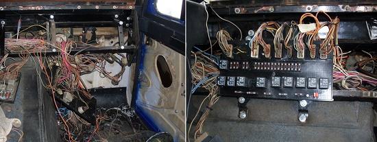 электрооборудование маз ремонт