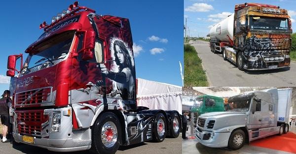 тюнинг грузовиков фотографии