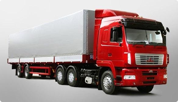 продажи грузовиков МАЗ