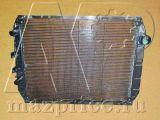 Радиатор водяной (ЕВРО-3) медный (543208ТМ-1301100-01-HRT)